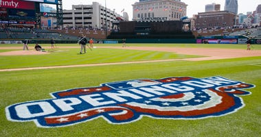 tigers opening day