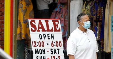 Numbers Shock Analysts As Unemployment Rate Falls, US Adds 2.5 Million Jobs