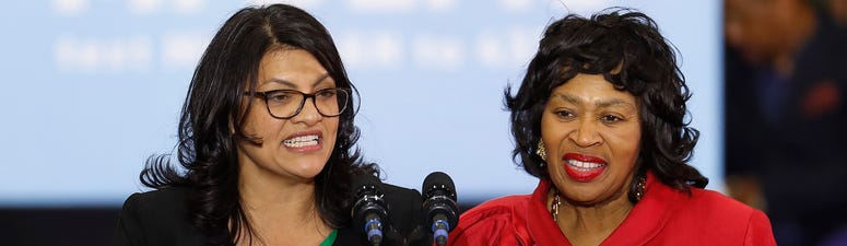 'Squad' Member Rashida Tlaib Wins Primary In Michigan