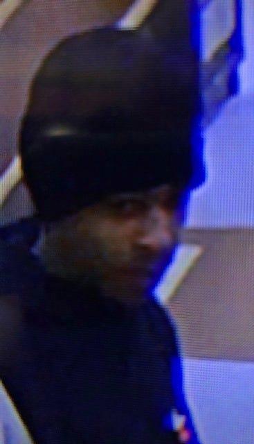 counterfeit cash suspect.