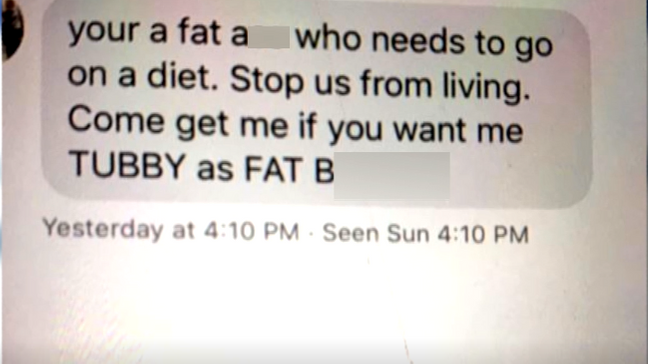 Sheriff sends detectives to house of man who called him fat