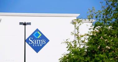 Sam's Club store exterior