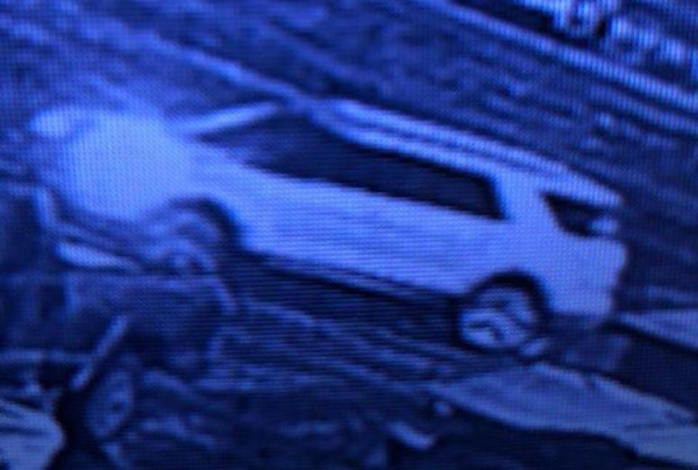 counterfeit cash suspect vehicle