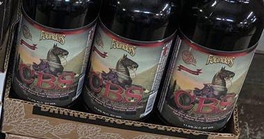 Founders Canadian Breakfast Stout Beer Bottles