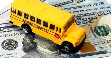 schools money