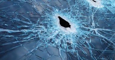 shooting windshield