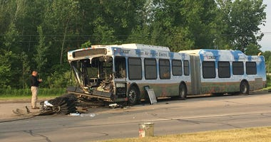 smart bus crash