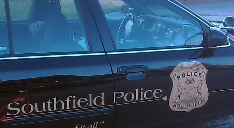 Southfield Police Car