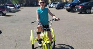 stolen special bike