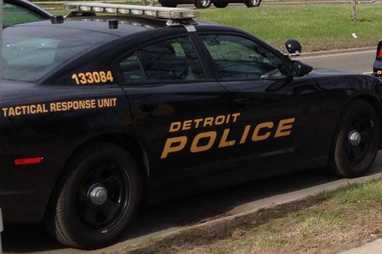 Man Arrested After Standoff With Detroit Police On West Side