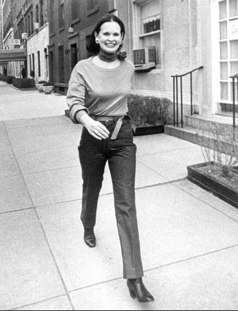 Gloria Vanderbilt dead at 95