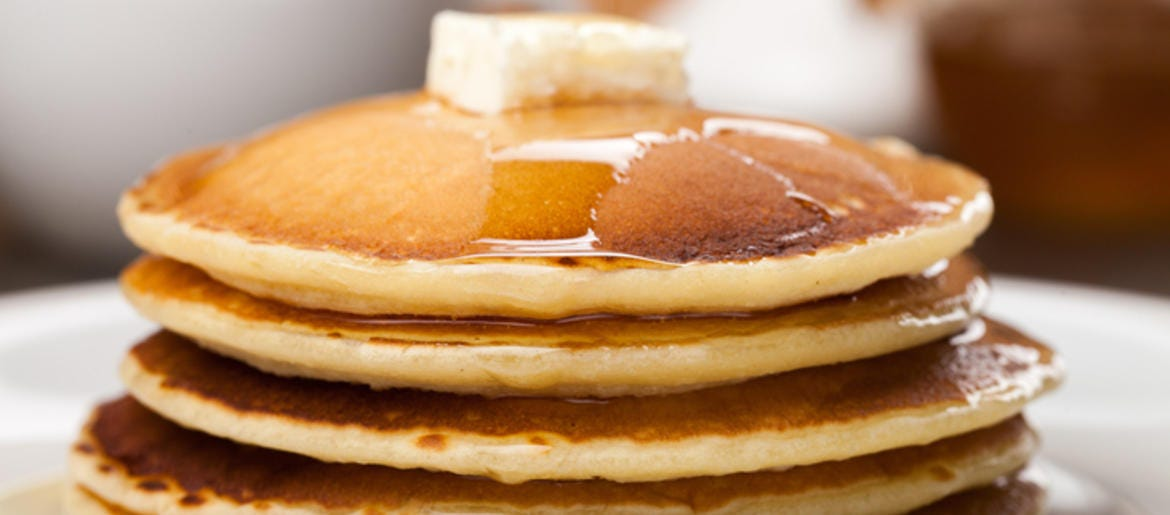 IHOP Giving Away FREE Short Stacks For National Pancake Day