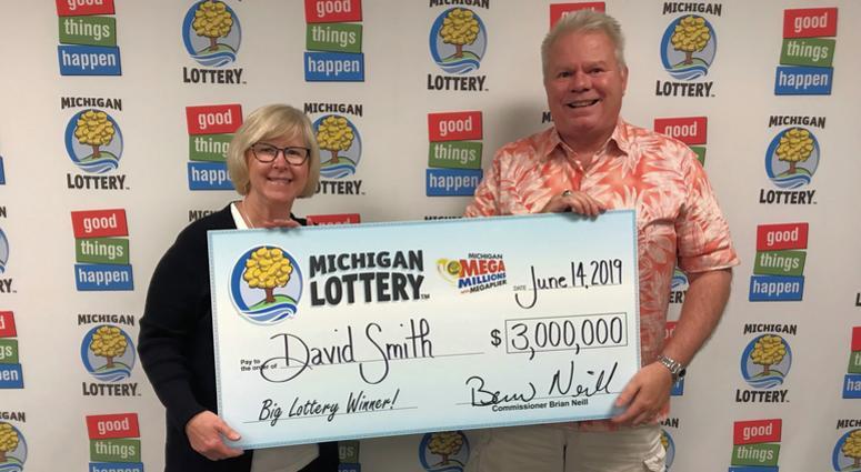 Farmington Hills lottery winner