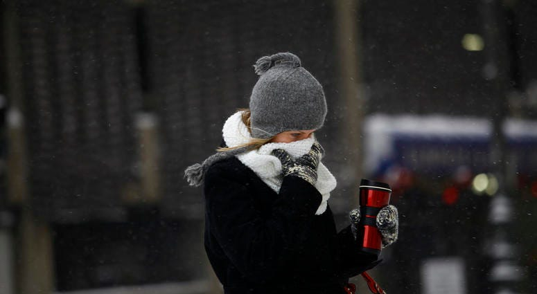 Wind Chills Approaching Zero Degrees Expected This Week In Metro Detroit