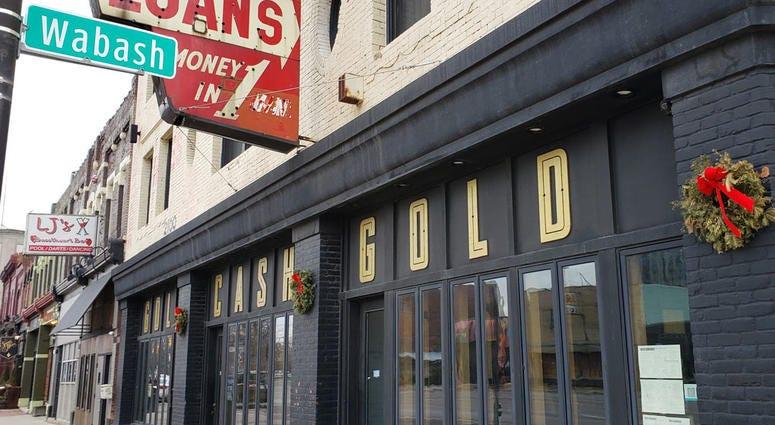 Gold Cash Gold
