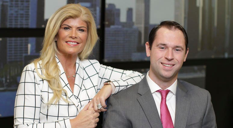 Jackie Paige and Jason Scott are WWJ's new anchors