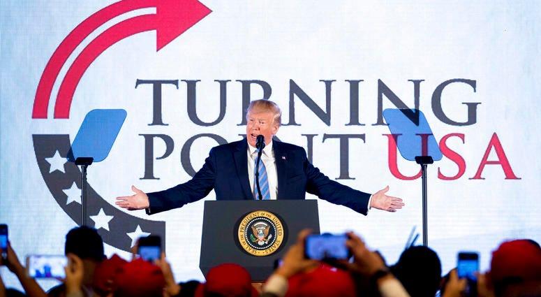 Turning Point USA Teen Student Action Summit