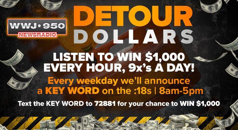 Detour Dollars