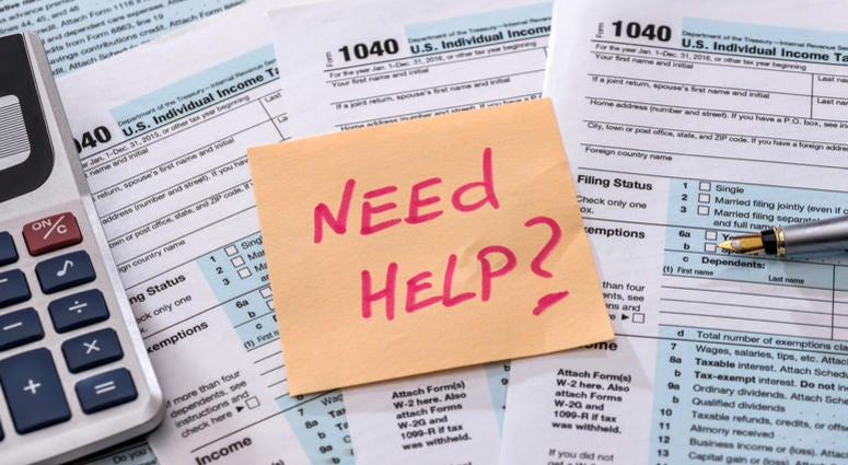 Image result for tax help