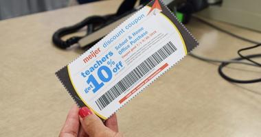 Meijer 10 percent off coupon