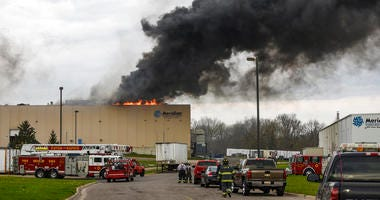 AP Ford Fire
