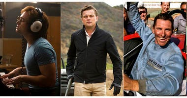 Screen Actors Guild Award nominees for outstanding performance by a male actor