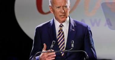 Former Vice President Joe Bide
