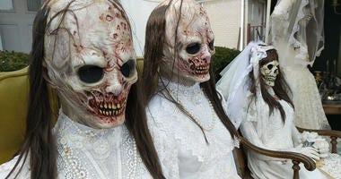 Corpse Bride Display Halloween
