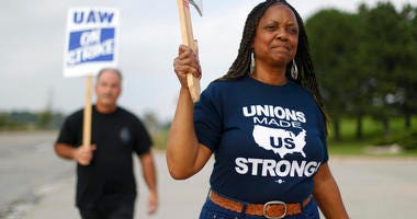 United Auto Workers GM strike