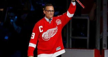 Steve Yzerman Returns To Detroit Red Wings As GM [VIDEO]