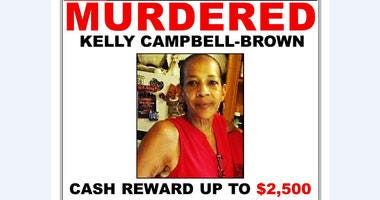 Kelly Campbell-Brown murdered