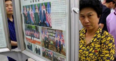 North Korea - AP