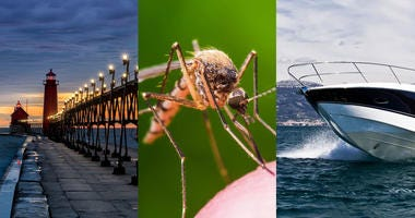 pier mosquito boat