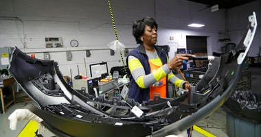 General Motors Chevrolet Cruze at Jamestown Industries
