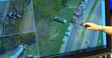 US 23 crash