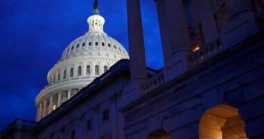 U.S. Capitol dome in Washington