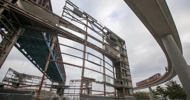 Joe Louis Arena demolition