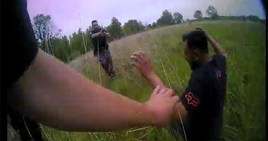 body cam arrest.