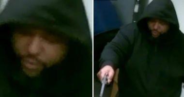 Roseville Burlington robbery suspect