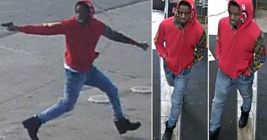detroit robbery suspect