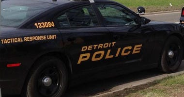 Detroit Police Tactical Response Unit