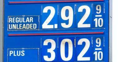gas prices around 3 dollars