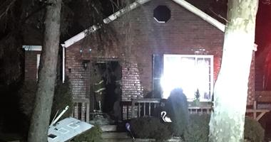 harper woods house fire