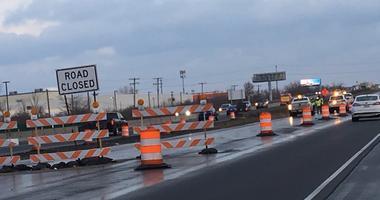 I-75 road work