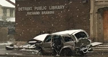 library crash