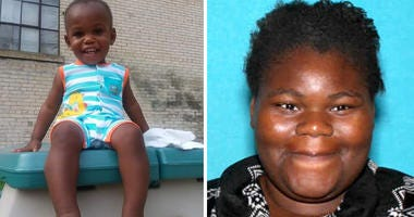Amber Alert for 1-year-old boy