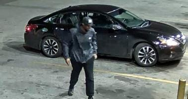 Person of interest in carjacking