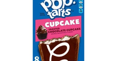 Pop Tart Chocolate Cupcake Flavor
