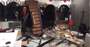 BBW In Detroit ransacked by thieves
