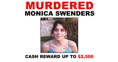 swenders Crime Stoppers poster
